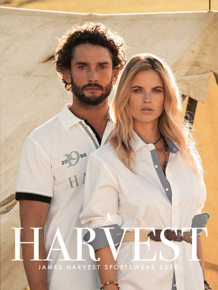 Harvest Sportstøy 2019 Katalog