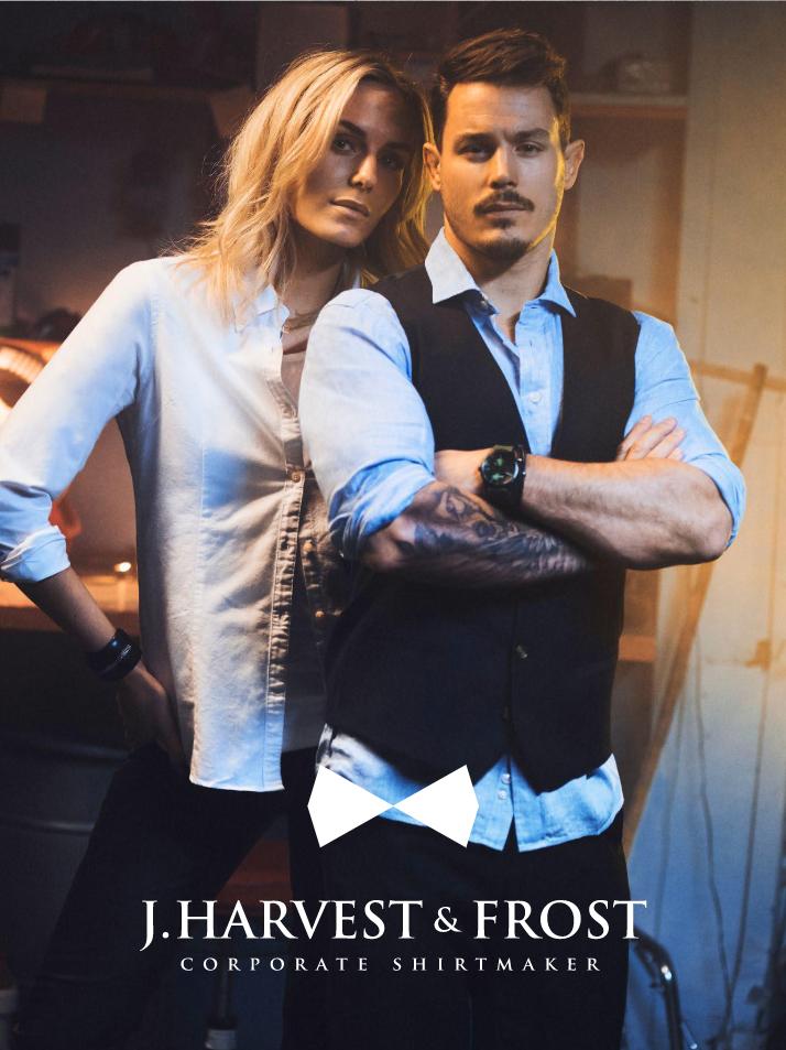 J. Harvest & Frost - Skjorter Katalog